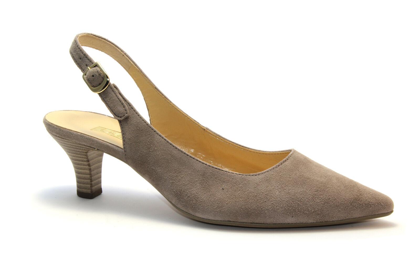 Gabor 21550 Femmes-Chaussures noir Visone Escarpins