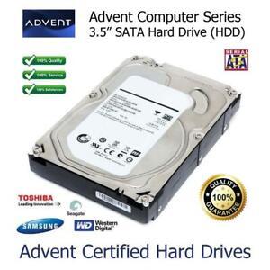 1TB-1000GB-Advent-DT4103-Tour-3-5-034-SATA-Rigide-Lecteur-HDD-Remplacement