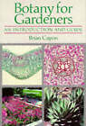Botany for Gardeners: An Introduction and Guide by Brian Capon (Paperback, 1992)