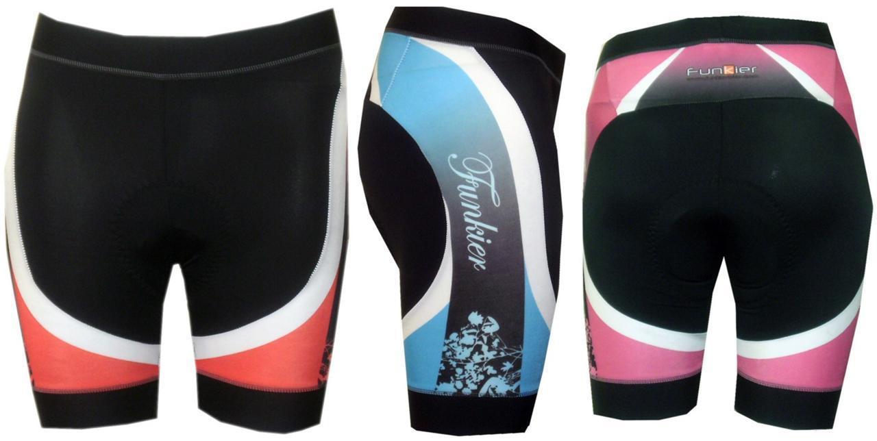 Funkier  Women's Cycling Shorts S-297  fast shipping to you