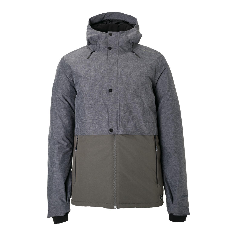 Brunotti hidrófuga chaqueta Rogue Men Jacket negro viento denso