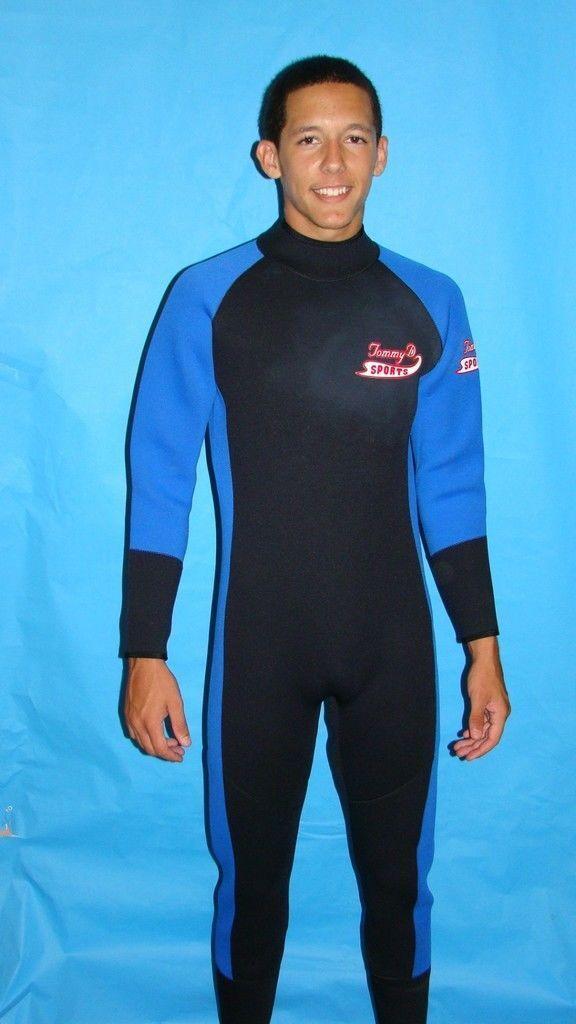 Wetsuit 3MM Size 2XL  Scuba Surf Dive 6803  counter genuine
