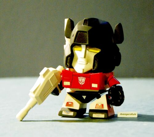 Transformers Series 2 The Loyal Subjects Vinyl Figures Sideswipe 2//16 Rarity