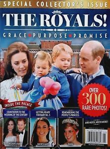 US-WEEKLY-SPECIAL-COLLECTOR-039-S-ISSUE-GRACE-PURPOSE-PROMISE-THE-ROYALS-2018-NEW
