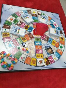 Trivial-Pursuit-1980-s-Board-Game-By-Hasbro-Family-Board-Fun-MR8580-Complete