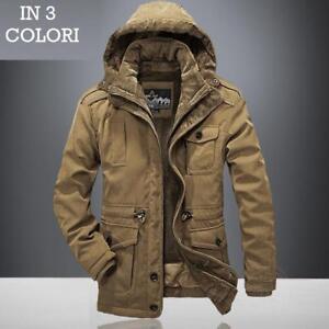 giacche invernali uomo chartar