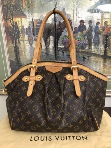 ❤ Louis Vuitton Tivoli GM ❤ Monogram 100% Auth LV