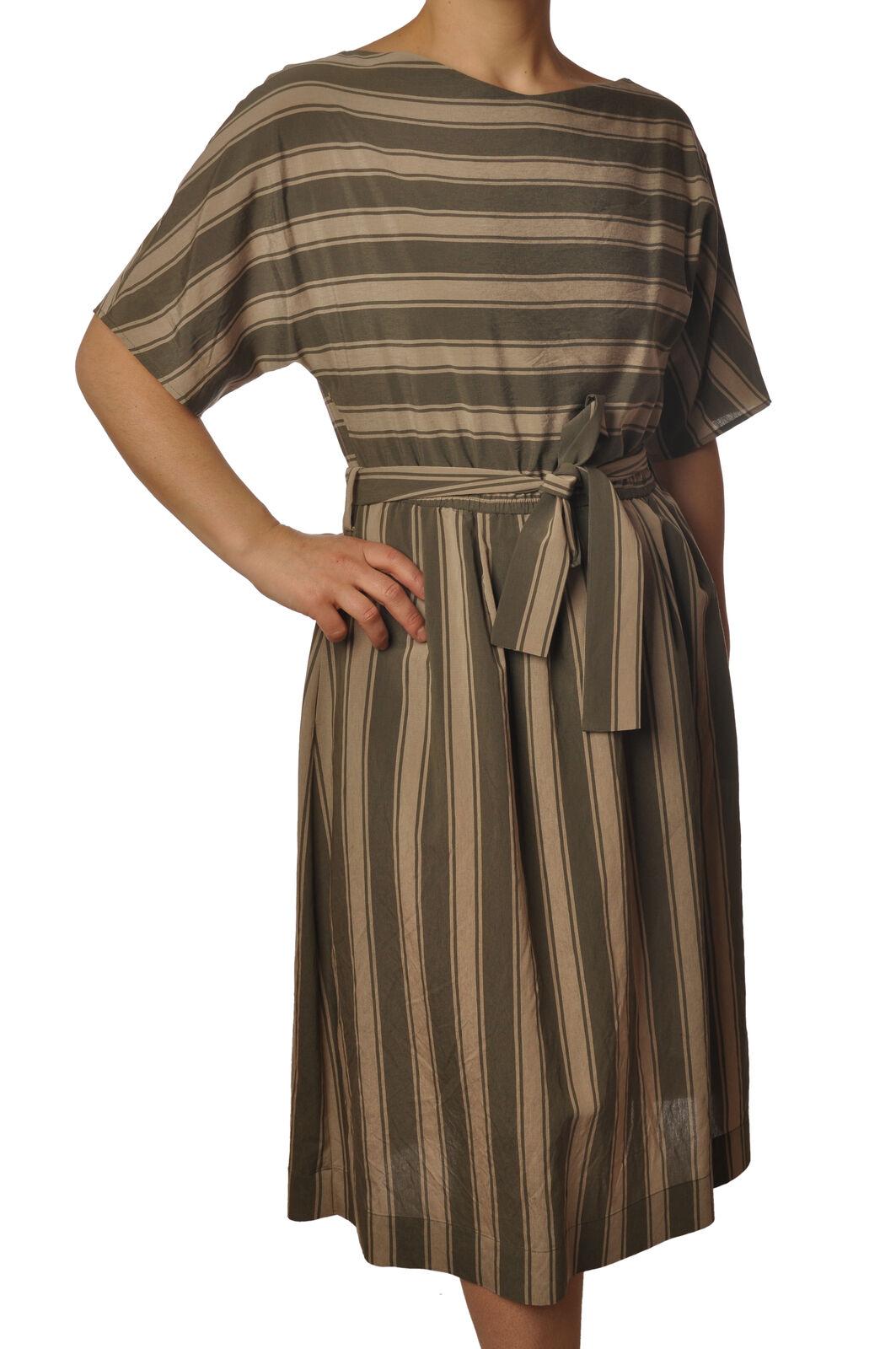 Woolrich - Kleider-Kleid - Frau - Fantasie - 6249905D191008