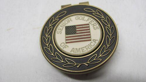 Senior Golfers of America Money Clip