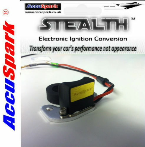 Vauxhall Victor F,FB,FC AccuSpark®  Electronic ignition for Delco 4 cyl