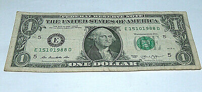 Coins & Paper Money Humor 2013 Us Bill Rare Kirk Gibson Ws Hr Date October 15 1510 1988 Fancy Serial # Good For Antipyretic And Throat Soother