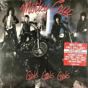 Motley-Crue-Girls-Girls-Girls-Latest-Pressing-Sealed-LP-Vinyl-Record-Album