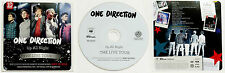 "ONE DIRECTION *VG+* ""UP ALL NIGHT""  2012 US PROMO CD IN CARDBOARD SLIP COVER"