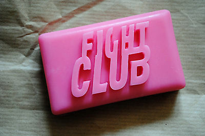 Handmade smaller Fight Club Soap– Novelty, gift, geeky soap