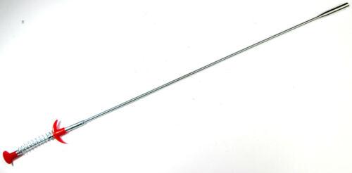 "Flexible Claw Spring Bendy Pick Up Tool Grabber Long Reach 24/"" Lifting TZ HB251"