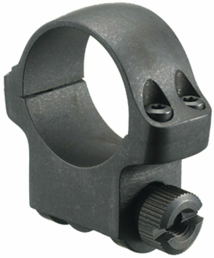 Ruger Scope Ring 1  High Alloy Hawkeys Matte 5BHM 90279