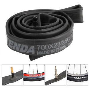 Kenda-Bike-Bicycle-Butyl-Inner-Tube-Presta-Schrader-Valve-For-Multi-Size-Wheel