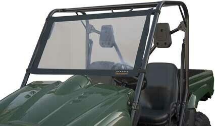 Classic Accessories QuadGear Extreme Instant Windshield Black 18-094-010401-00