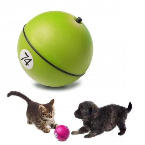 CAT & DOG Magic-Ball / Elektronisches Spielzeug Ball  Hunde + Katzen 699-415351
