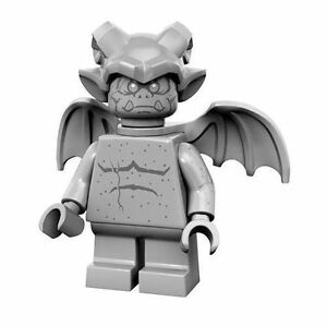 genuine lego minifigures the gargoyle  from series 14