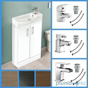 500mm Bathroom Sink : Home, Furniture & DIY > Bath > Bathroom Suites > Other Bathroom ...