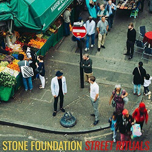 Stone Foundation-Street Rituals CD NEUF