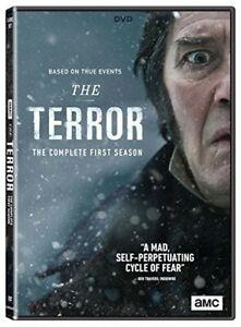 The-Terror-2018-The-Complete-First-Season-Season-1-3-Disc-DVD-NEW
