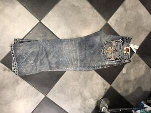 Revival Feeney; clair Rock Bleu Jeans PZHnqw8OH