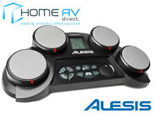 Alesis Compact Kit 4 Pad Portable Electronic Tabletop Drum Kit USB & Drumsticks