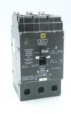 EGB34030 Square D Circuit Breaker