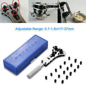 Watch-Back-Case-Battery-Cover-Opener-Repair-Wrench-Screw-Remover-Tool-Set-Kits