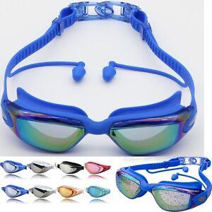Anti Fog Swimming Goggles Glasses Adult Junior Kids Men Women Goggles