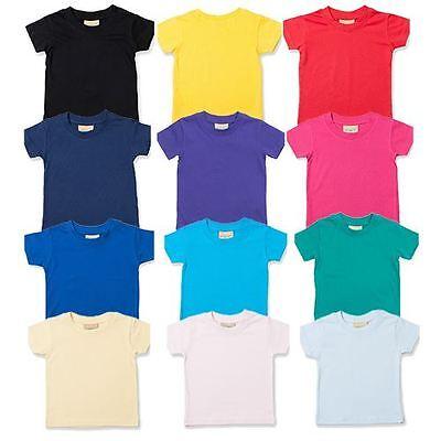 Creativo Personalizzato Bambino/neonato T-shirt 13 Colori Età 0-6 Mesi A 4 Anni.- I Cataloghi Saranno Inviati Su Richiesta