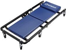 Kobalt Foldable Work Seat Lie-Down Rolling Bed Mechanics Workshop Garage New