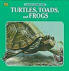 Turtles  Toads and Frogs Junior Guide  A Golden Junior Guide