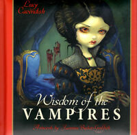 Blue Angel Pub. Wisdom Of The Vampires: Artwork By Jasmine Becket-griffith