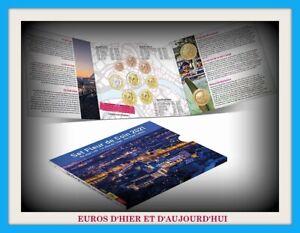Coffret BELGIQUE 2021 Fleur de Coin - FDC - Liège 2021  NOUVEAU RARE 7500 EX!!!!