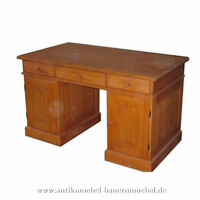 Schreibtisch,Arbeitstisch,Computertisch,PC-Tisch,Holz,massiv,Landhausstil-möbel