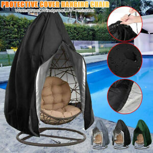 Swing-Chair-Cover-for-Hanging-Hammock-Stand-Egg-Wicker-Seat-Patio-Garden