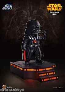 STAR WARS Egg Attack EA-010 Darth Vader Super Deformed Action Figure