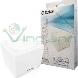 Batteria-esterna-Power-Bank-caricabatterie-alimentato-1300mAh-Zens-p-Apple-Watch