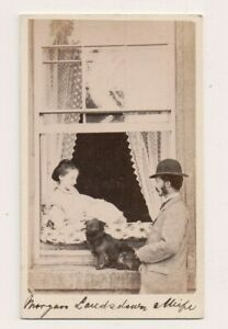 Vintage-CDV-Henry-Petty-Fitzmaurice-5th-Marquess-of-Lansdowne-amp-Wife-Lady-Maud