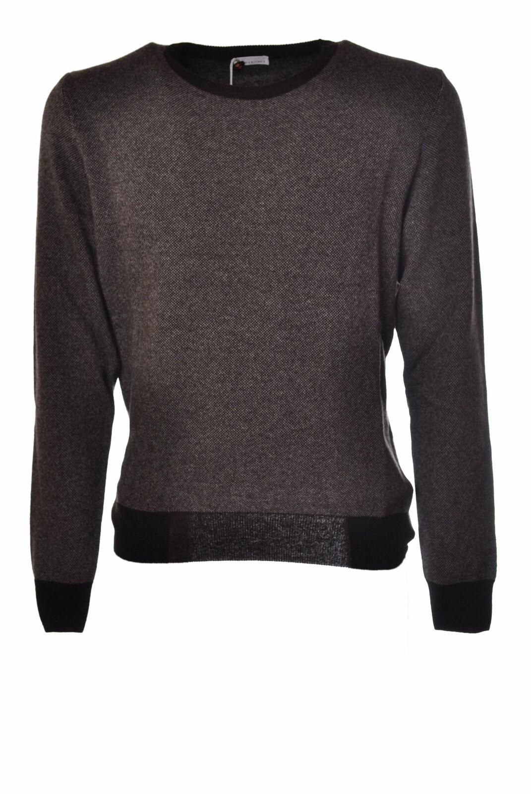 Heritage  -  Sweaters - Male - Brown - 2620628N173504