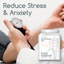 BODY equilibrio della pressione sanguigna pillola TABLET abbassare la pressione sanguigna a base di erbe naturali