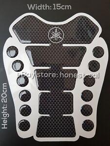 Premium-Motorcycle-Tank-Pad-Yamaha-Fazer-YZF-R1-R6-MT-XSR-XJR-XV-YBR-XJ-Carbon