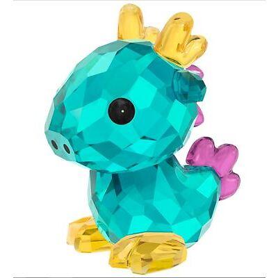 Swarovski Crystal Creation 5302554 Zodiac Majestic Dragon RRP $89