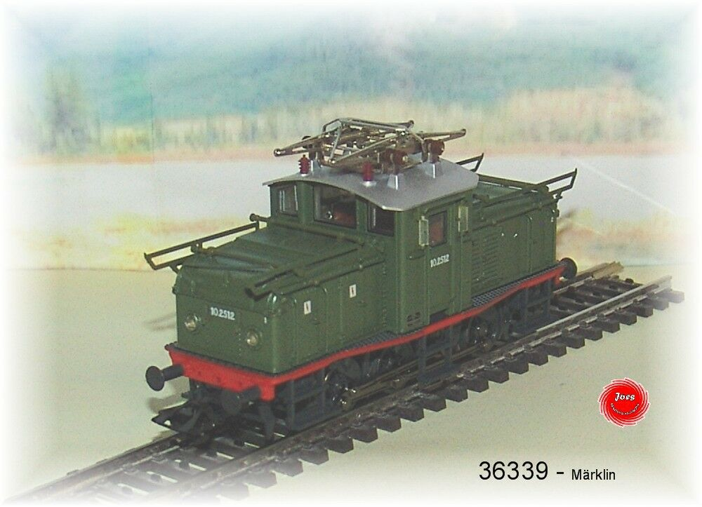 Märklin 36339 E-Lok Reihe El 10 der NSB green digital mfx NEU in OVP