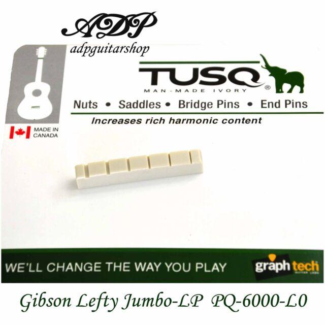 Sillet Graph Tech PQ-6000-L0 Zurdo Gibson Jumbo Móvil LP Sg Graphtech Tuerca
