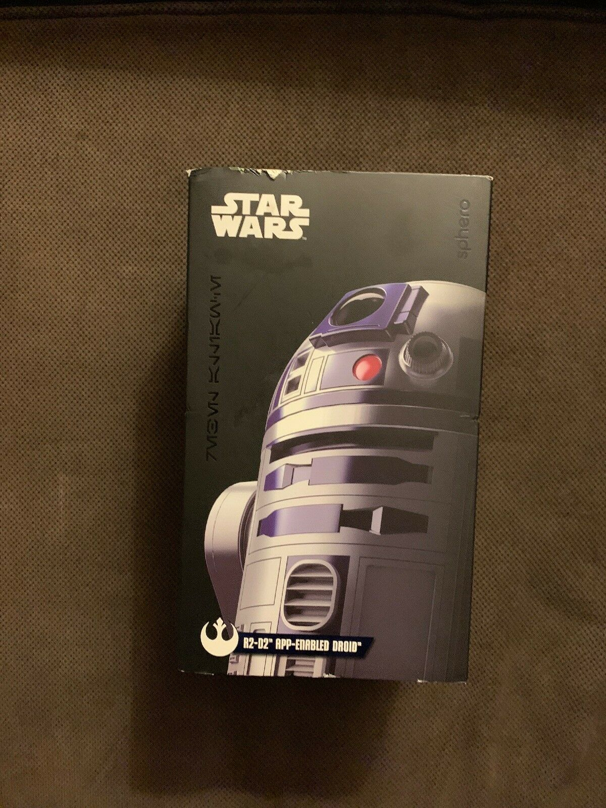 Sphero R2D2 AppEnabled Droid FACTORY SEALEDGreat suono FXSmart Features