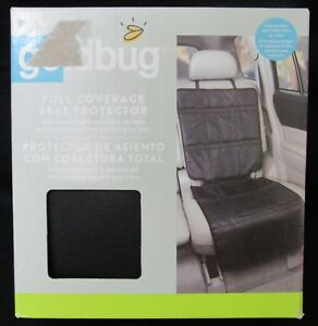 Details About Goldbug Full Coverage Seat Protector For Infant Car Seats Black New